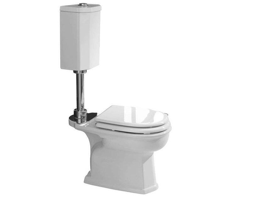 Toilet with external cistern IMAGINE | Toilet with external cistern by Noken