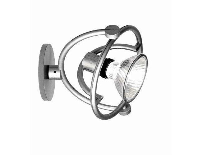 Wall-mounted adjustable spotlight FARIUNO PARETE - Cini&Nils