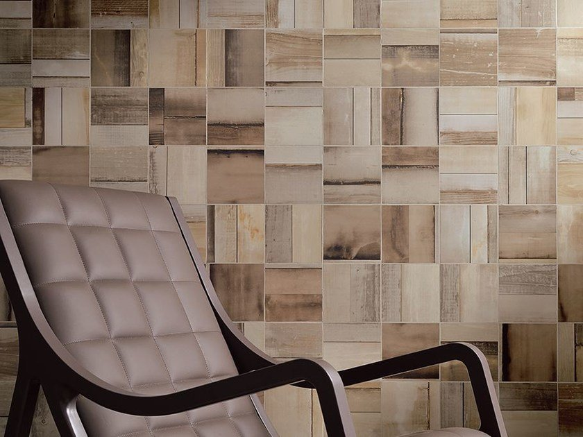 Porcelain stoneware wall tiles with wood effect URBAN_WOOD | Wall tiles by Ceramica Fioranese