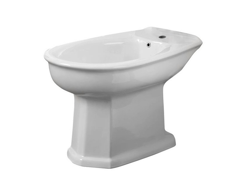Bidet with overflow IMAGINE | Bidet with overflow - NOKEN DESIGN