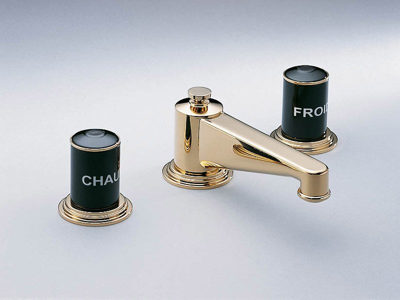 3 hole washbasin tap FAUBOURG | Washbasin tap - INTERCONTACT