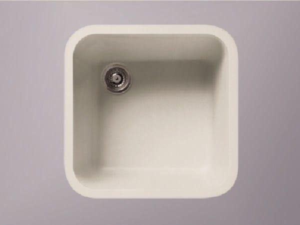 Built-in HI-MACS® sink CS400S | HI-MACS® sink - HI-MACS® by LG Hausys Europe