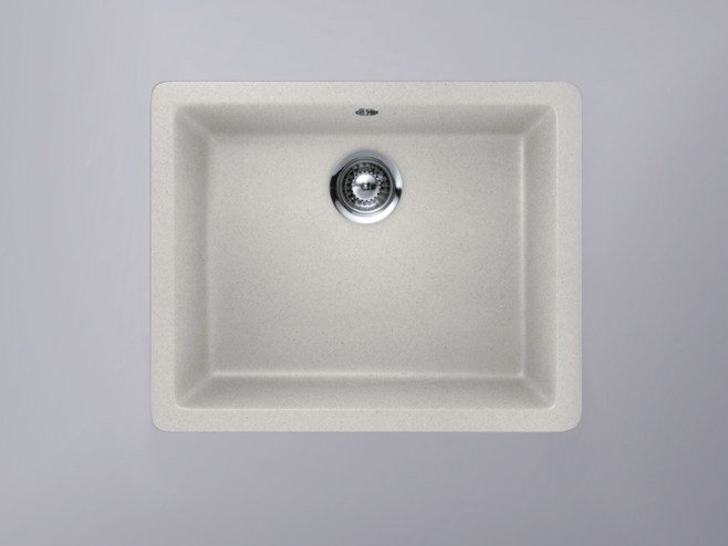 Built-in HI-MACS® sink CS490R | HI-MACS® sink - HI-MACS® by LG Hausys Europe