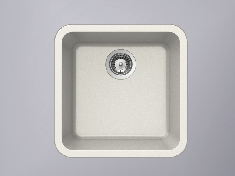 Built-in HI-MACS® sink CS398S | HI-MACS® sink - HI-MACS® by LG Hausys Europe