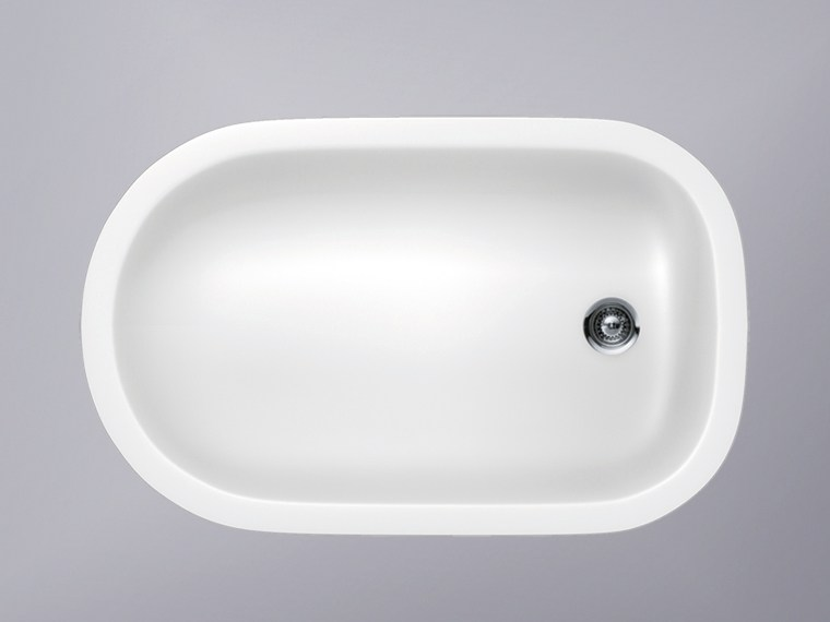 HI-MACS® baby bathtub CB680 - HI-MACS® by LG Hausys Europe