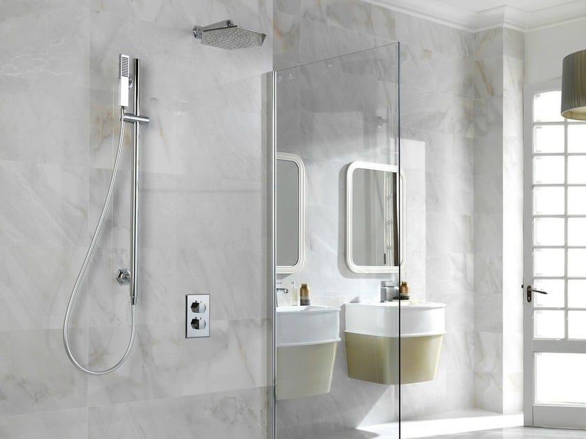 Handshower with shower wallbar for shower CHELSEA | Handshower - NOKEN DESIGN