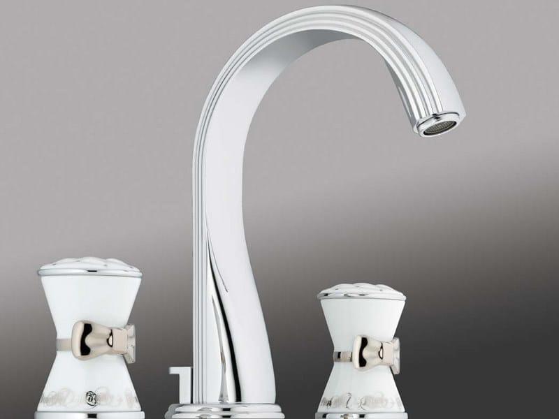 3 hole washbasin tap POEMES | Washbasin tap - INTERCONTACT