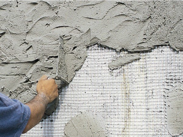 Mesh and reinforcement for plaster and skimming ARMAFLEX by TENAX