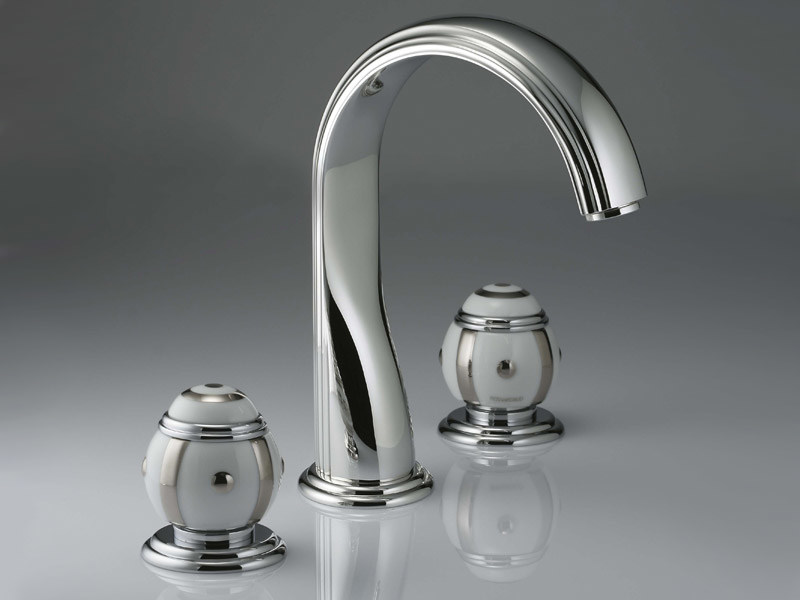 3 hole washbasin tap ITHAQUE | Washbasin tap - INTERCONTACT