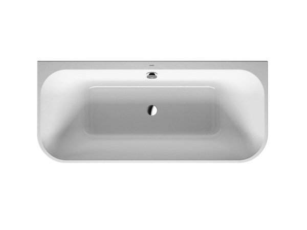 Acrylic bathtub HAPPY D.2 | Acrylic bathtub - DURAVIT