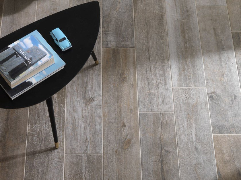 Full-body porcelain stoneware flooring with wood effect SUNRISE - LEA CERAMICHE