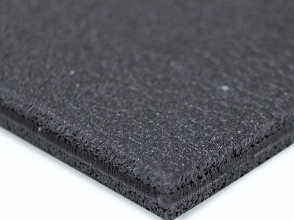 Cross-linked polyethylene sound insulation panel ISOLAMUR - TENAX