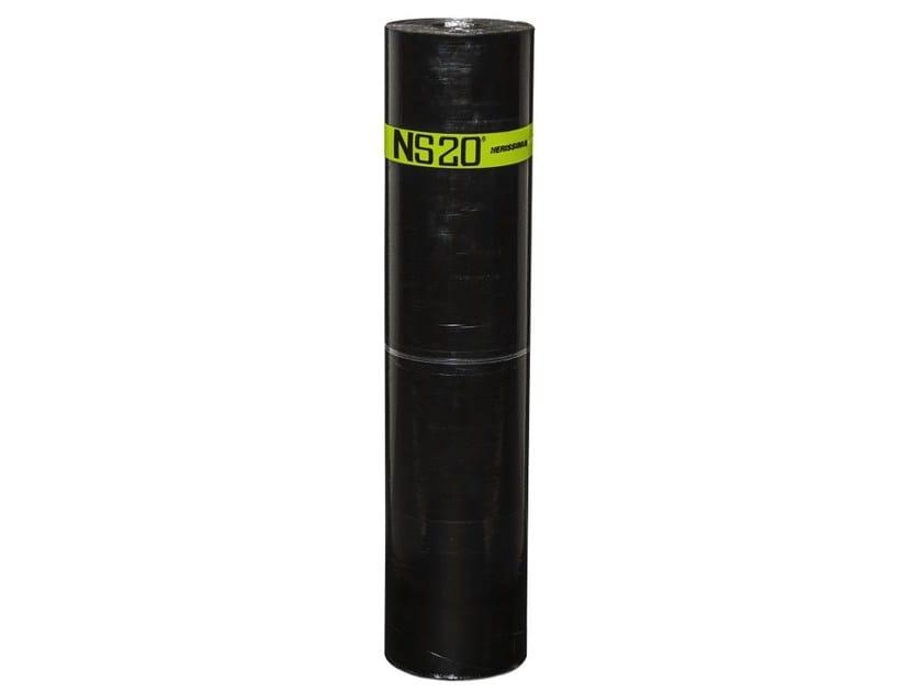 Prefabricated bituminous membrane NS20 - PREBIT