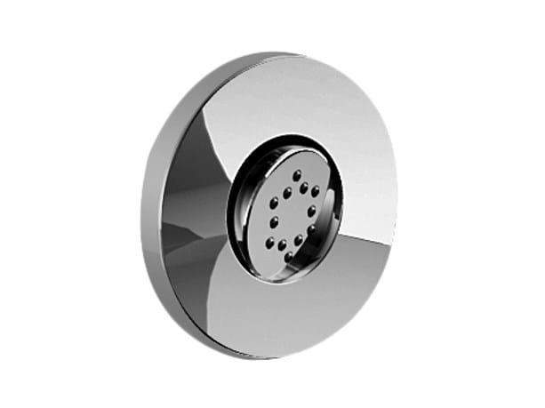 Built-in adjustable side shower TRANQUILITY | Side shower - Graff Europe West