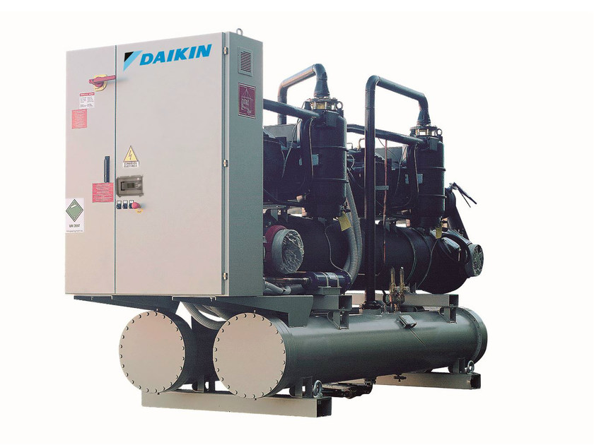 Water refrigeration unit EWWQ-B | Water refrigeration unit - DAIKIN Air Conditioning Italy