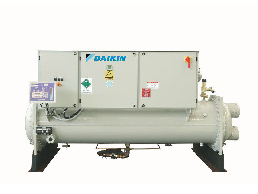 Water refrigeration unit EWWD-FZXS | Water refrigeration unit - DAIKIN Air Conditioning Italy