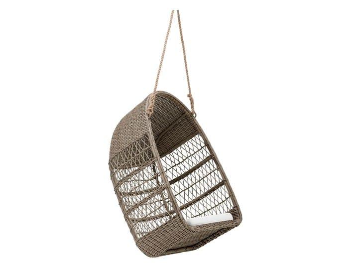 garten h ngesessel aus rattan evelyn by sika design. Black Bedroom Furniture Sets. Home Design Ideas
