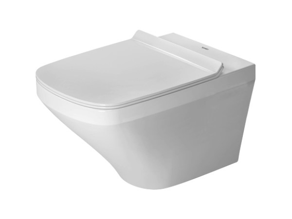 Wall-hung ceramic toilet DURASTYLE | Wall-hung toilet by Duravit