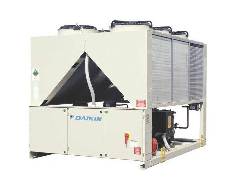 AIr refrigeration unit EWAD-D | AIr refrigeration unit - DAIKIN Air Conditioning Italy S.p.A.
