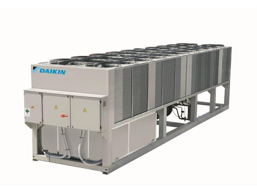 AIr refrigeration unit EWAD-C | AIr refrigeration unit - DAIKIN Air Conditioning Italy