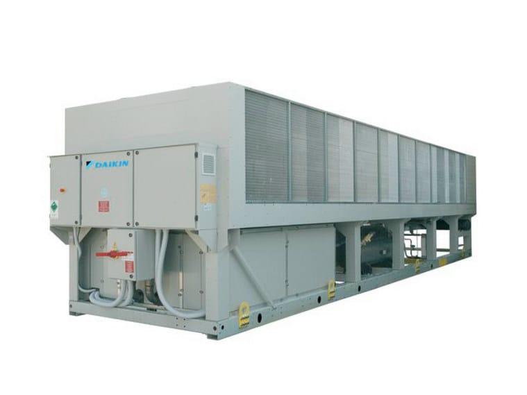 AIr refrigeration unit EWAD-CFX | AIr refrigeration unit - DAIKIN Air Conditioning Italy
