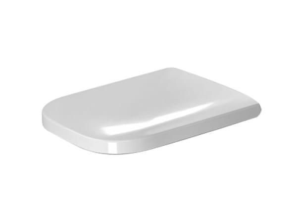 Plastic toilet seat HAPPY D.2 | Toilet seat - DURAVIT