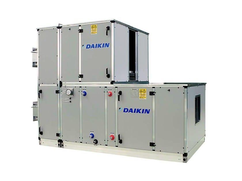 Built-in air treatment unit UTA - DAIKIN Air Conditioning Italy