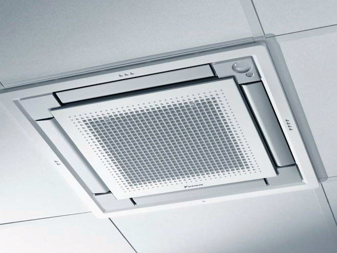 Cassette air conditioner FULLY FLAT by DAIKIN Air Conditioning