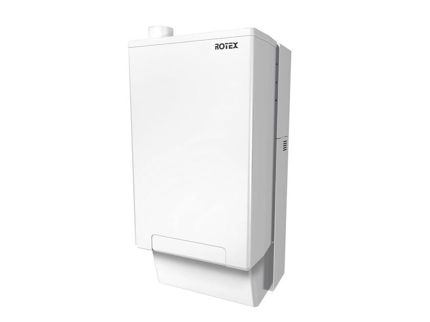 Air to water Heat pump ROTEX HPU HYBRID - Daikin Air Conditioning Italy S.p.A. - Divisione Riscaldamento