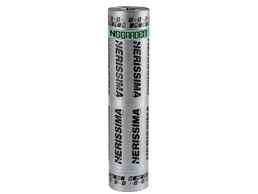 Prefabricated bituminous membrane NSGARDEN - PREBIT