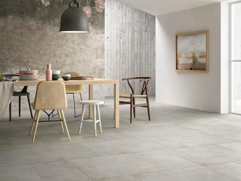 Porcelain stoneware flooring with stone effect NATURAL CHIC - Cooperativa Ceramica d'Imola S.c.