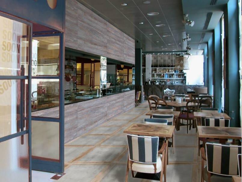 Timber-wood look wall tiles LEGNO PENNELLATO - ROMAX TILES AUSTRALIA