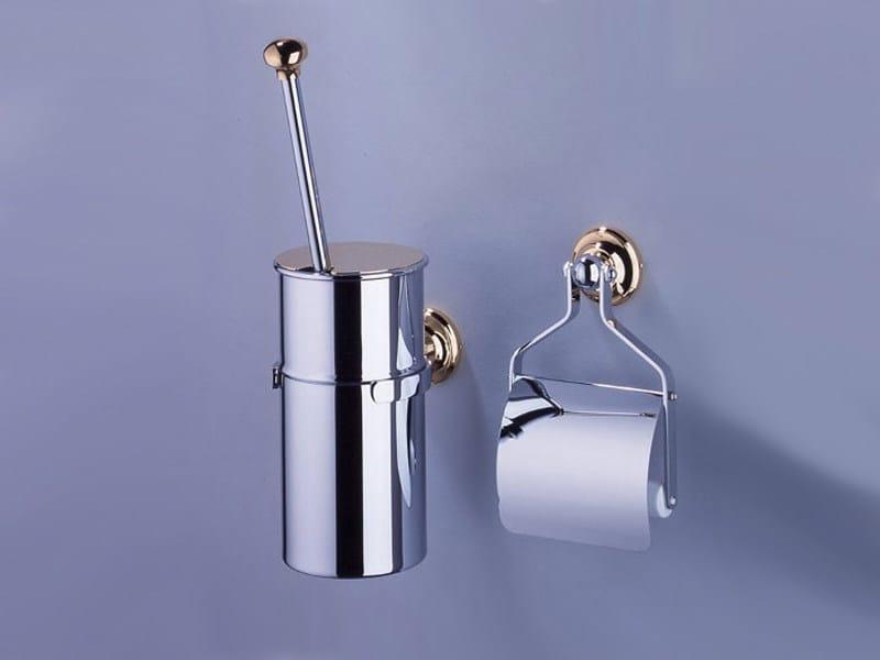 Toilet roll holder / toilet brush VENDOME | Toilet brush - INTERCONTACT