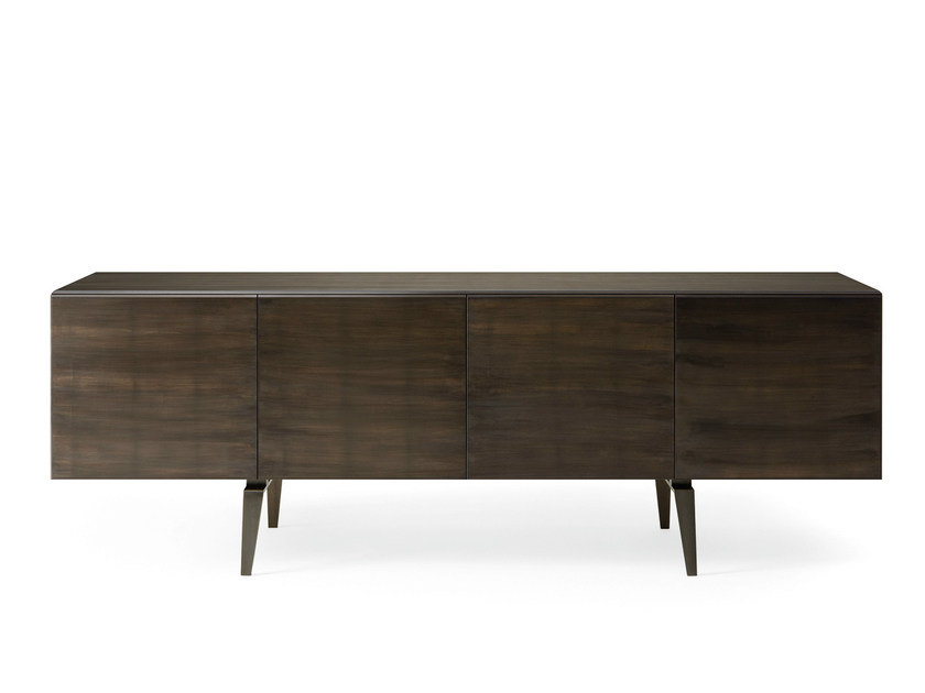Metal sideboard with doors PANDORA - Gallotti&Radice