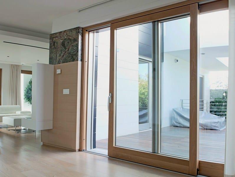 Exter alu design finestra scorrevole by de carlo casa - De carlo finestre ...