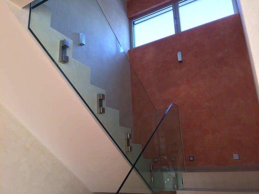 Parapetto con led per finestre e balconi per scale mod - Finestre per scale ...