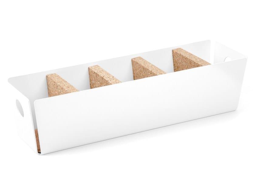 Steel storage box SHUFFLE-BOX by KONSTANTIN SLAWINSKI