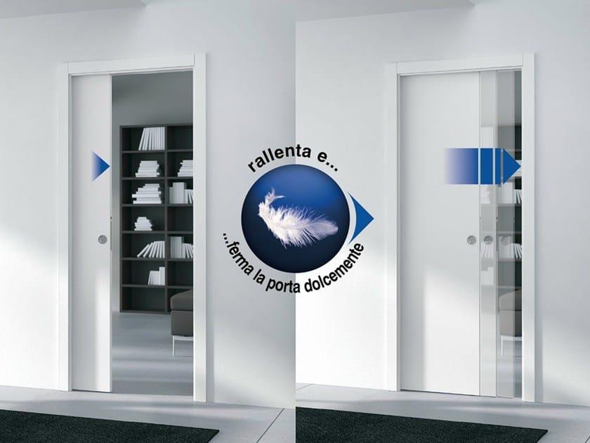 System for slow sliding door closure RALLENTY SOFT - Eclisse