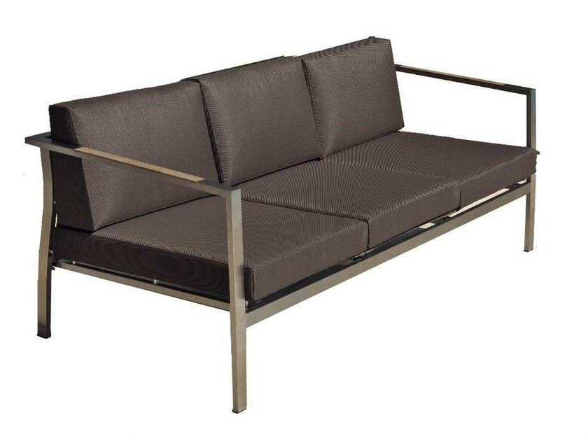 3 seater garden sofa ARDAL | 3 seater sofa - Mediterraneo by GPB