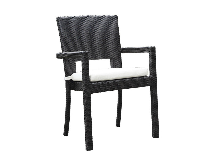Garden chair with armrests RODI | Chair with armrests - Mediterraneo by GPB