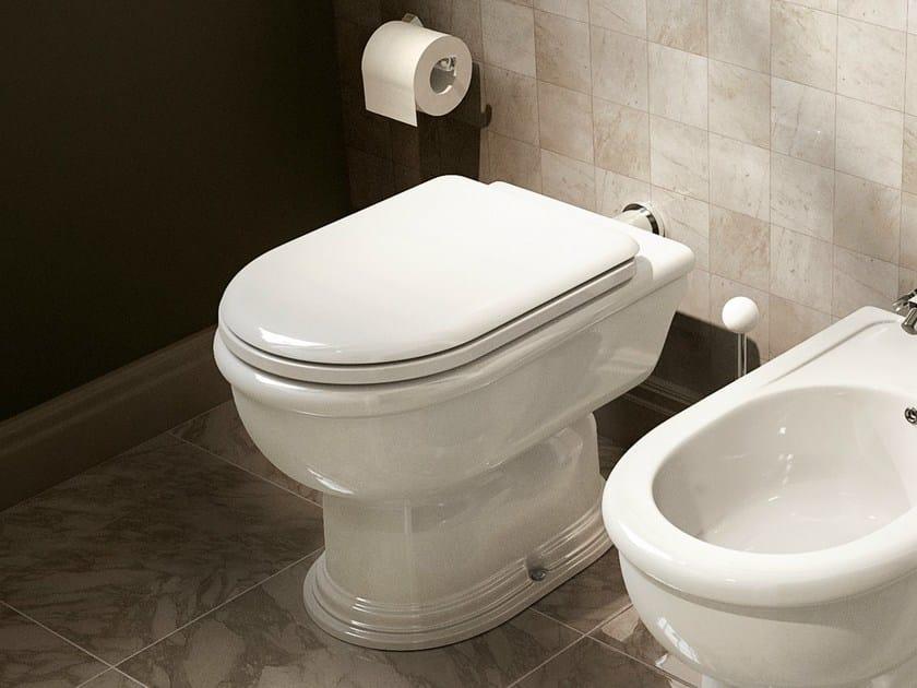Ceramic toilet FIDIA | Toilet - CERAMICA FLAMINIA