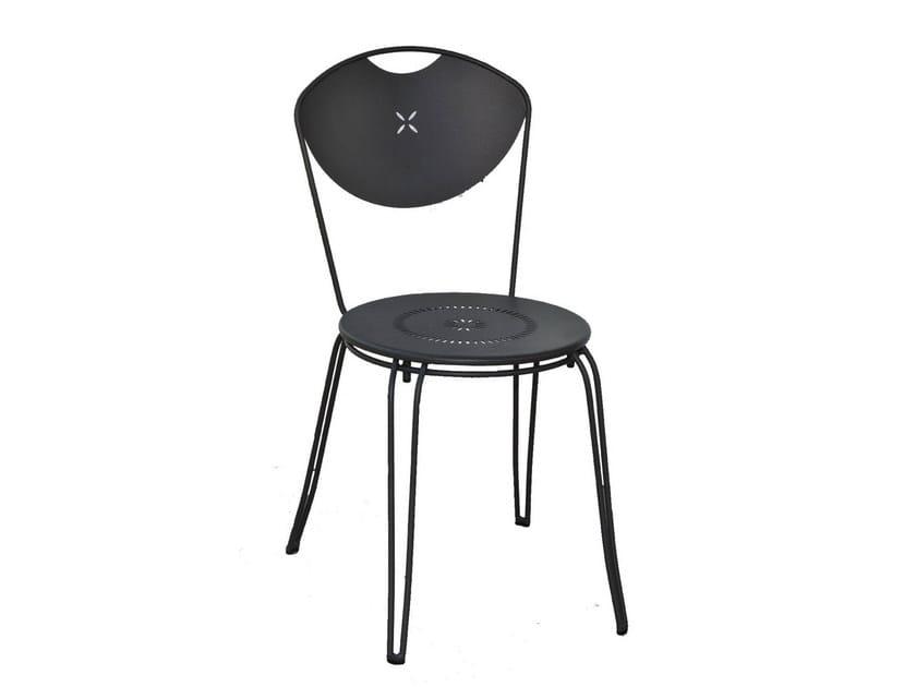 Stackable garden chair PUCCINI | Garden chair - Mediterraneo by GPB