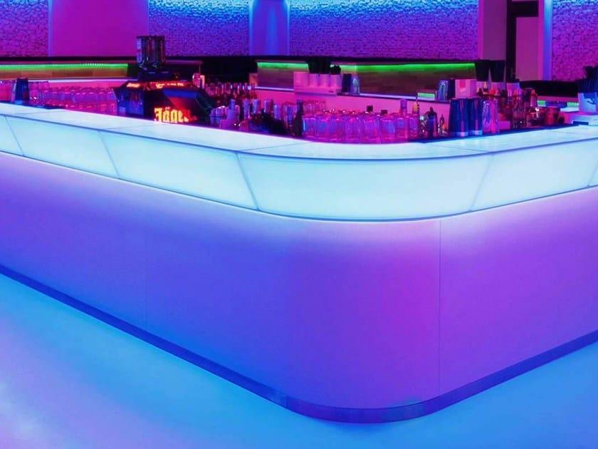 HI-MACS® hotels & restaurants furniture HI-MACS® - Hotels & Restaurants by HI-MACS