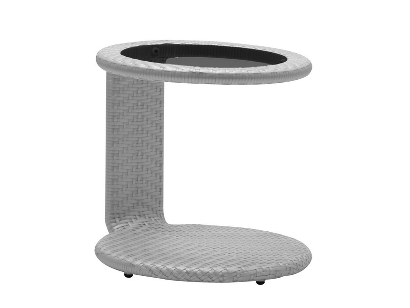 Garden side table NUVOLA | Side table - Mediterraneo by GPB