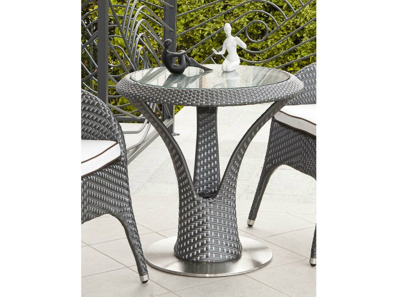 Round garden table SYMI | Garden table - Mediterraneo by GPB