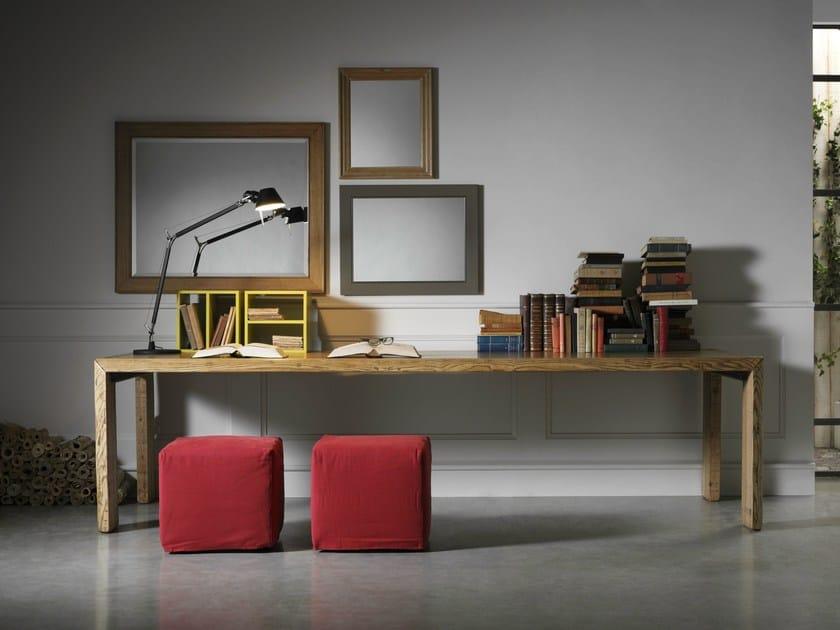 Tavolo scrivania in frassino one l 39 ottocento for Velux finestre usate