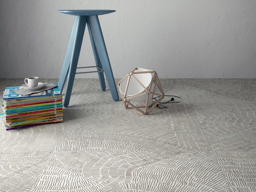 Ceramic materials flooring FOSSIL - Ceramiche Refin