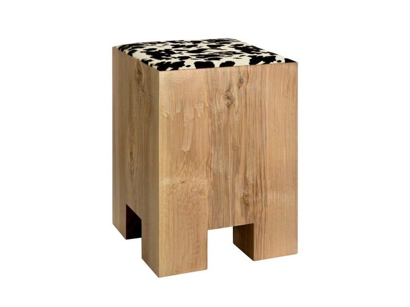 Low stool CP LAB DESIGN | Stool - CP Parquet