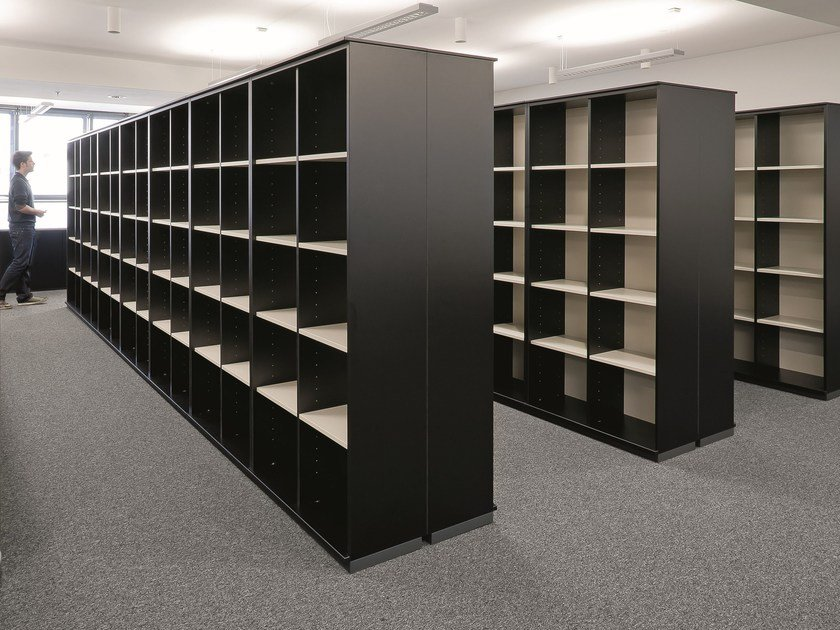 Modular office shelving K2 Storage - BENE