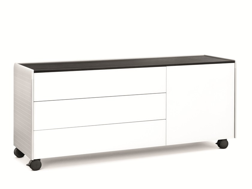 Office drawer unit with casters AL | Office drawer unit - BENE